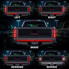 "60"" Running/Brake/Reverse/Signal LED TAILGATE TAIL LIGHT BAR STRIP TRUCK SUV"
