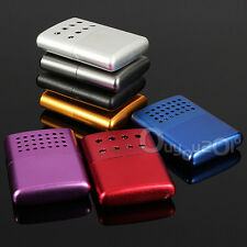 New Ultralight hand warmer Aluminum Portable Handy Pocket HandWarmer Outdoor