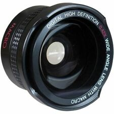 Super Ultra Hi Def Fisheye Lens For Panasonic Lumix DMC-GF7