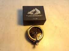 Victor Victrola Gold No. 2 Phonograph Reproducer w/Box