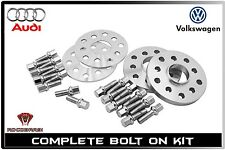 4pc Staggered Wheel Spacers Kit 5x100 / 5x112 | 57.1mm Bore | 3mm & 10mm Spacers