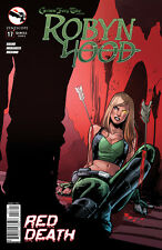Grimm Fairy Tales Presents Robyn Hood V2 #17 - Cover B - NM+ or better