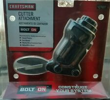 New Craftsman 27007 Multi-Use Cutter Attachment for 20 Volt BOLT ON System