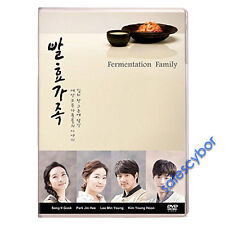 "BUY 5 GET 1 Free""   Fermentation Family Korean Drama (4DVDs) GOOD_ENG SUBS"
