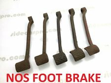 Sidecar Pro I New Old Stock Rear brake pedal I Side valve Ural M72 XJ-CJ | 750cc