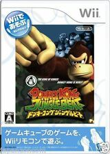 Used Wii Donkey Kong Jungle Beat Nintendo JAPAN JP JAPANESE JAPONAIS IMPORT
