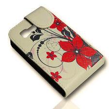 Design 2 funda con lengüeta Cover Case Handy carcasa para Samsung s5220 s5222 Star 3