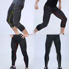 Mens Thermal Compression Under Base Layers Shorts Pants Tights Bottoms Sports