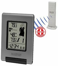 WS-9740U-IT La Crosse Technology Wireless Temperature Weather Station TX37U-IT