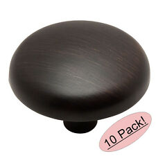 *10 Pack* Cosmas Oil Rubbed Bronze Cabinet Knobs #1701Orb