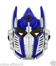 Transformers Optimus Prime  LED Lights Mask