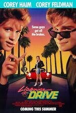 License To Drive Poster #01 11x17 Mini Poster (28cm x43cm)