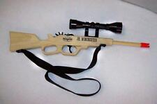 Jr Winchester Rifle from Magnum 12 Rubber Band Guns - FREE Ammo & Shipping