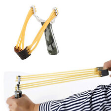 Game Alloy Handle Outdoor Powerful HOT Sling Hunting Slingshot Pro New Catapult