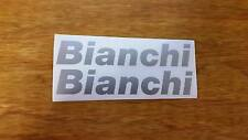 BIANCHI BICYCLE DECALS FIT ROAD BIKE & OTHERS NOS