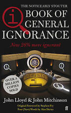 QI: The Book of General Ignorance (The Noticeably ..., John Mitchinson Paperback