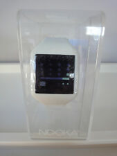 Nooka Zub Zot WB 20 Watch - White / Black