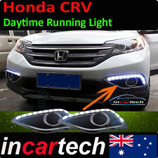 Honda CRV 13 14 15 16 accessories Daytime Running LED Light Front Lamp Fog Spot