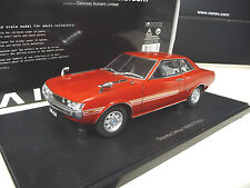 AUTOART 1:18 Toyota Celica 1600 GT TA22 red NEW FREE SHIPPING  WORLDWIDE