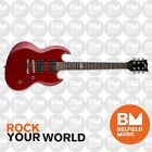 ESP LTD Viper VP-10 Black Cherry SG Electric Guitar Kit w/ Gigbag VP10