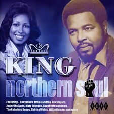 Various Artists - King Northern Soul / Various [New CD] UK - Import