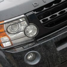 Gloss Black Disco 4 2014 facelift style front grille for Land Rover Discovery 3