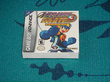 NEW SEALED Mega Man Battle Network 3: White Version (Nintendo Game Boy Advance)