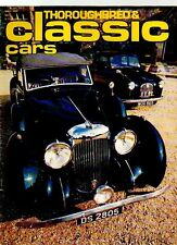 THOROUGHBRED & CLASSIC CARS MAGAZINE - May 1978