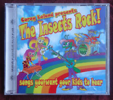 THE INSECTS ROCK! Songs You Want Your Kids to Hear by Corey Leland (VOL. 1)