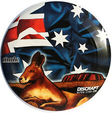 Discraft Ultra-Star Aussie Ultimate Frisbee