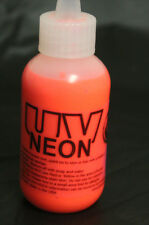 UV black light BODY PAINT NEON FLUORESCENT blacklight, airbrush, spray