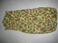 USMC KOREAN WAR WW2 PATTERN CAMO GARMENT BAG UNIFORM US MARINE CORPS VIETNAM