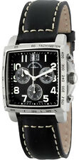 ZENO Square Big Date Chronograph Quarz Ref.Nr. 3742Q