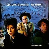 ECHO & THE BUNNYMEN - THE CUTTER          CD Album