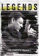 Legends: Season 1 (3 Discs 2014) - Sean Bean, Ali Larter, Morris Chestnut