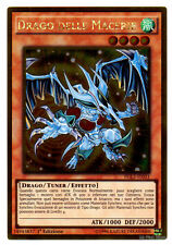 DRAGO DELLE MACERIE Debris Dragon PGL2-IT031 Rara Gold in Italiano YUGIOH