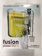 JW Pet Company Fusion 4 Power Filter for 15-40 Gallon Aquariums Aquarium Filter