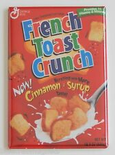French Toast Crunch FRIDGE MAGNET (2 x 3 inches) cereal box cinnamon breakfast