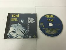 Original Recordings 'BIRD' VERVE 1988 CD Charlie Parker 042283717626