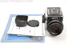 Hasselblad 2000fc fotocamera Vestito con piane 80mm (10308). condizioni – 4e [5557]