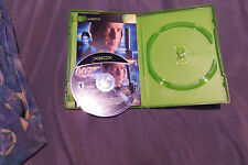 Original Xbox game James Bond 007 Nightfire w/Case & Booklet C More!