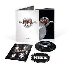 KISS - 40 (LIMITED STEELBOOK EDITION) 2 CD NEU