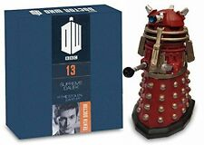 Doctor Who Figurine Collection - Figure #13 - Supreme Dalek - Hand Painted 1:21