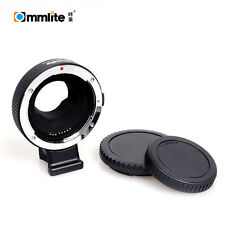 Electronic Auto-Focus built-in adapter EF-M4/3 Canon EOS EF-S lens to M43  OM-D