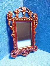 1/12 scale Dolls House Quality Furniture  Wall Mirror    DHD04056