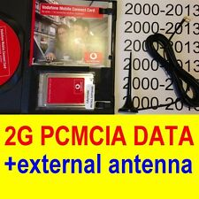 NEW+UNLOCKED 2G Sierra Wireless 750 AirCard PCMCIA Laptop Data Card + ANTENNA