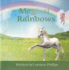 Mente, corpo spirito meditazione CD AUDIO: Toddler MAGICO Rainbows