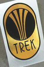 TREK VINTAGE HEAD BADGE DECAL  (sku 62)