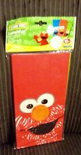 Sesame Street Elmo Cookie Monster Oscar Lunch Bags Party Favor Bags Pack of 10