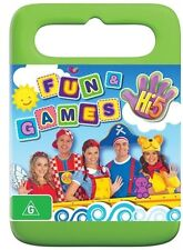 Hi-5: Fun and Games DVD